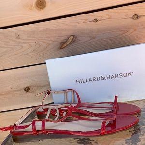 🆕 Hilliard & Hansen Sandals ❤️